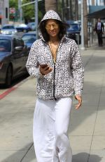 MICHELLE RODRIGUEZ Out Shopping in Beverly Hills 09/11/2017