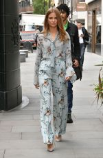 MILLIE MACKINTOSH Arrives at Her Beauty Launch in London 09/12/2017