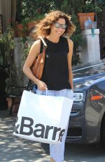 MINNIE DRIVER Out Sut shopping in Beverley Hills 08/31/2017