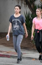 MIRANDA COSGROVE Out and About in Los Angeles 09/06/2017