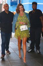 MIRANDA KERR Arrives at Sephora in New York 09/15/2017