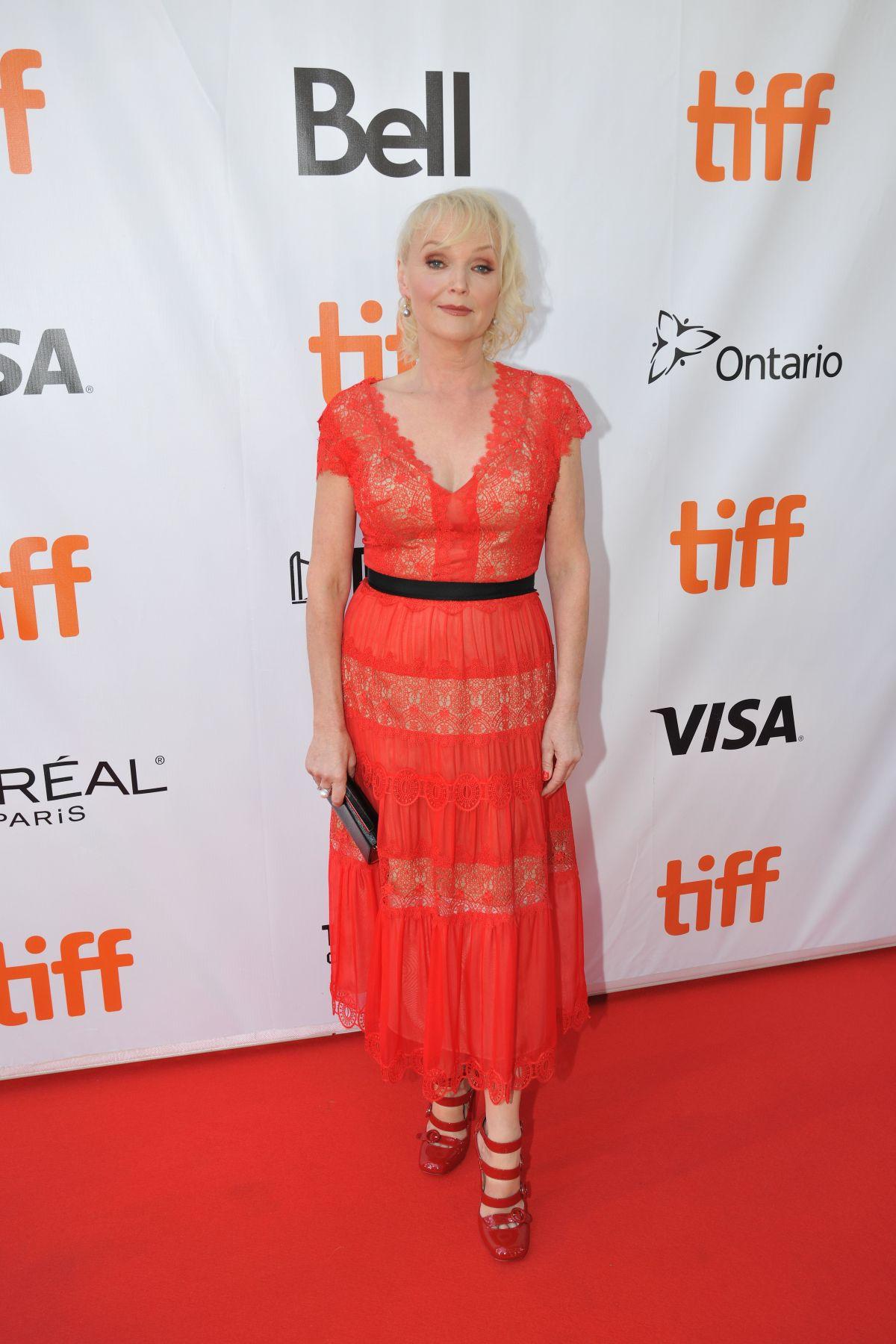 MIRANDA RICHARDSON at Stronger Premiere at 2017 TIFF in Toronto 09/08/2017