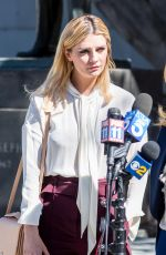 MISCHA BARTON at Court in Los Angeles After Filing Revenge Porn Case Against Her Ex 09/28/2017