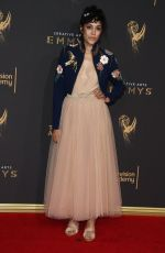 MISHEL PRADA at Creative Arts Emmy Awards in Los Angeles 09/10/2017