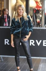MOLLIE KING at Reserved Shop Opening in London 09/05/2017