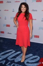 MONICA LEWINSKY at TLC's Give a Little Awards in Hollywood 09/27/2017