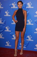 MONTANA BROWN at National Lottery Awards in London 09/18/2017