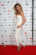NADINE COYLE at Diversity in Media Awards in Londom 09/15/2017