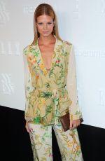 NADINE LEOPOLD at E!, Elle & Img Host New York Fashion Week Kickoff Party 09/06/2017