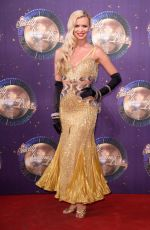 NADIYA BYCHKOVA at Strictly Come Dancing 2017 Launch in London 08/28/2017