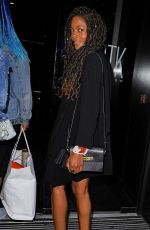 NAOMIE HARRIS at STK Restaurant in London 09/06/2017