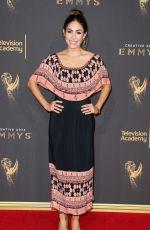 NATALIA CORDOVA-BUCKLEY at Creative Arts Emmy Awards in Los Angeles 09/10/2017