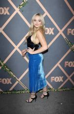 NATALIE ALYN LIND at Fox Fall Premiere Party Celebration in Los Angeles 09/25/2017