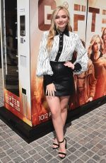 NATALIE ALYN LIND at The Gifted Vending Machine Stunt at The Grove in Los Angeles 09/24/2017