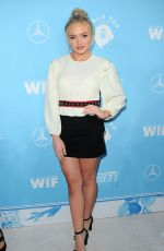 NATALIE ALYN LIND at Variety and Women in Film Emmy Nominee Celebration in Los Angeles 09/15/2017