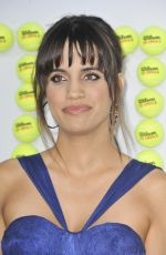 NATALIE MORALES at Battle of the Sexes Premiere in Los Angeles 09/16/2017