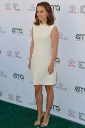 NATALIE PORTMAN at Environmental Media Awards in Santa Monica 09/23/2017