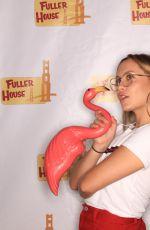 NATASHA and CANDACE CAMERON BURE at Fuller House Season 3 Wrap Party Photo Booth in Burbank, September 2017