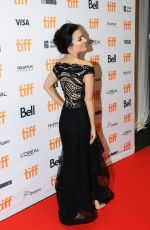 NATASHA NEGOVANLIS at 2017 Toronto International Film Festival Soiree 09/06/2017