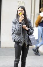 NEELAM GILL Out and About in London 09/16/2017