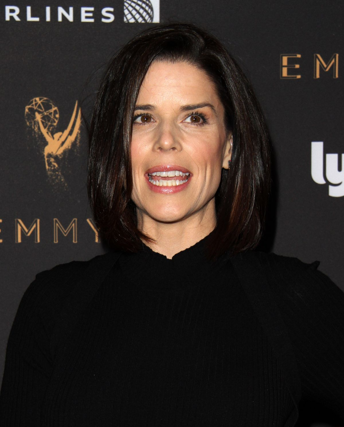 NEVE CAMPBELL at Television Academy 69th Emmy Performer ...