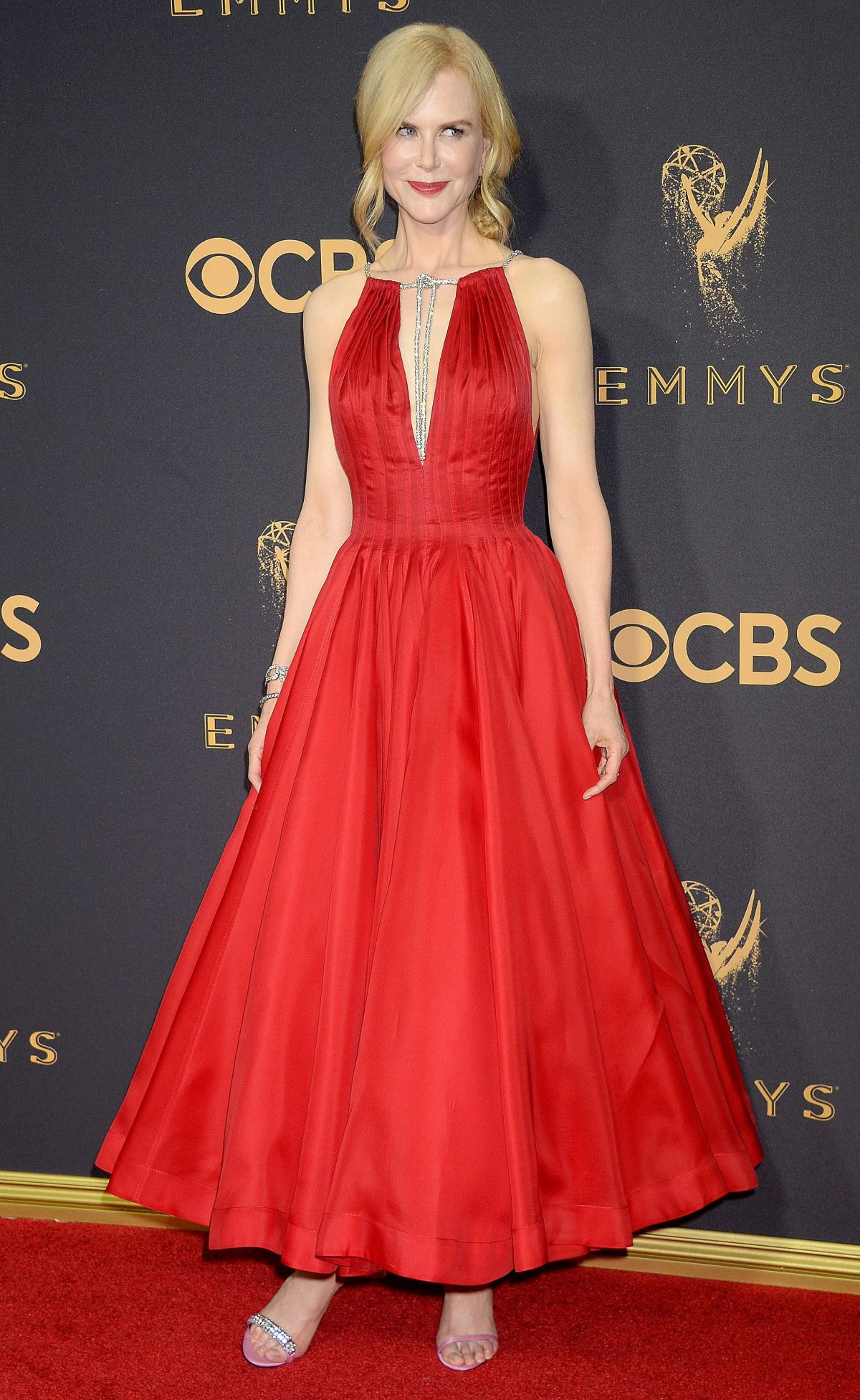NICOLE KIDMAN at 69th Annual Primetime EMMY Awards in Los Angeles 09/17/2017