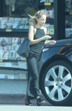 NICOLE RICHIE Out and About in West Hollywood 09/02/2017