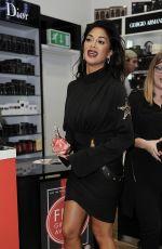 NICOLE SCHERZINGER at Launch of Her New Perfume Cchosen in Birmingham 09/26/2017