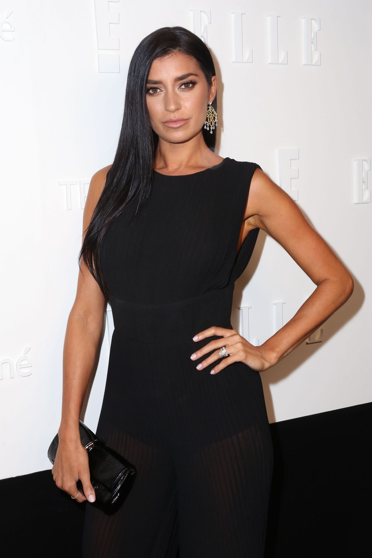 NICOLE WILLIAMS at E!, Elle & Img Host New York Fashion Week Kickoff Party 09/06/2017