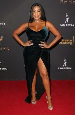 NIECY NASH at Dynamic & Diverse Emmy Reception in Los Angeles 09/12/2017