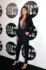 NIEVES ALVAREZ at Etam Fashion Show at Paris Fashion Week 09/26/2017