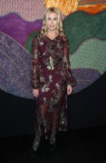 NIKKI TAYLOR at Anna Sui Fashion Show at NYFW in New York 09/11/2017