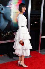 NINA DOBREV at Flatliners Premiere in Los Angeles 09/27/2017