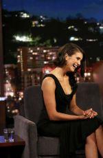 NINA DOBREV at Jimmy Kimmel Live! in Los ANgeles 09/14/2017