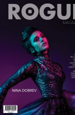 NINA DOBREV in Rogue Magazine, Fall 2017