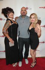 NINA RICCI ALAGAO at MundoFlix Launch Party in Studio City 08/28/2017
