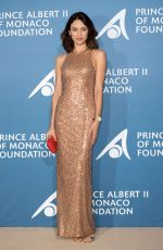 OLGA KURYLENKO at Monte-Carlo Gala for the Global Ocean in Monaco 09/28/2017