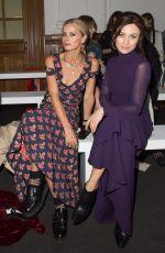 OLGA KURYLENKO at Temperley Fashion Show at London Fashion Week 09/17/2017