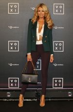 OLIVIA ATTWOOD at Voxi Launch Party in London 08/31/2017