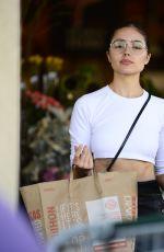 OLIVIA CULPO Leaves Erewhon Natural Foods in Los Angeles 09/19/2017