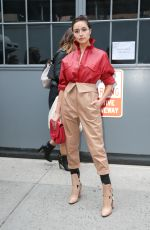 OLIVIA CULPO Out and About in New York 09/11/2017