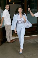OLIVIA MUNN Out and About in New York 09/19/2017