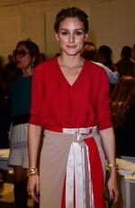 OLIVIA PALERMO at Prabal Gurung Fashion Show at New York Fashion Week 09/08/2017