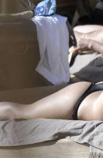 OLYMPIA VALANVE in Bikini at a Beach in Mykonos 09/20/2017
