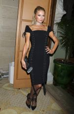 PARIS and NICKY HILTON at Harper's Bazaar Icons Party in New York 09/08/2017