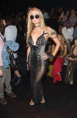 PARIS HILTON at The Blonds Fashion Show at NYFW in New York 09/12/2017