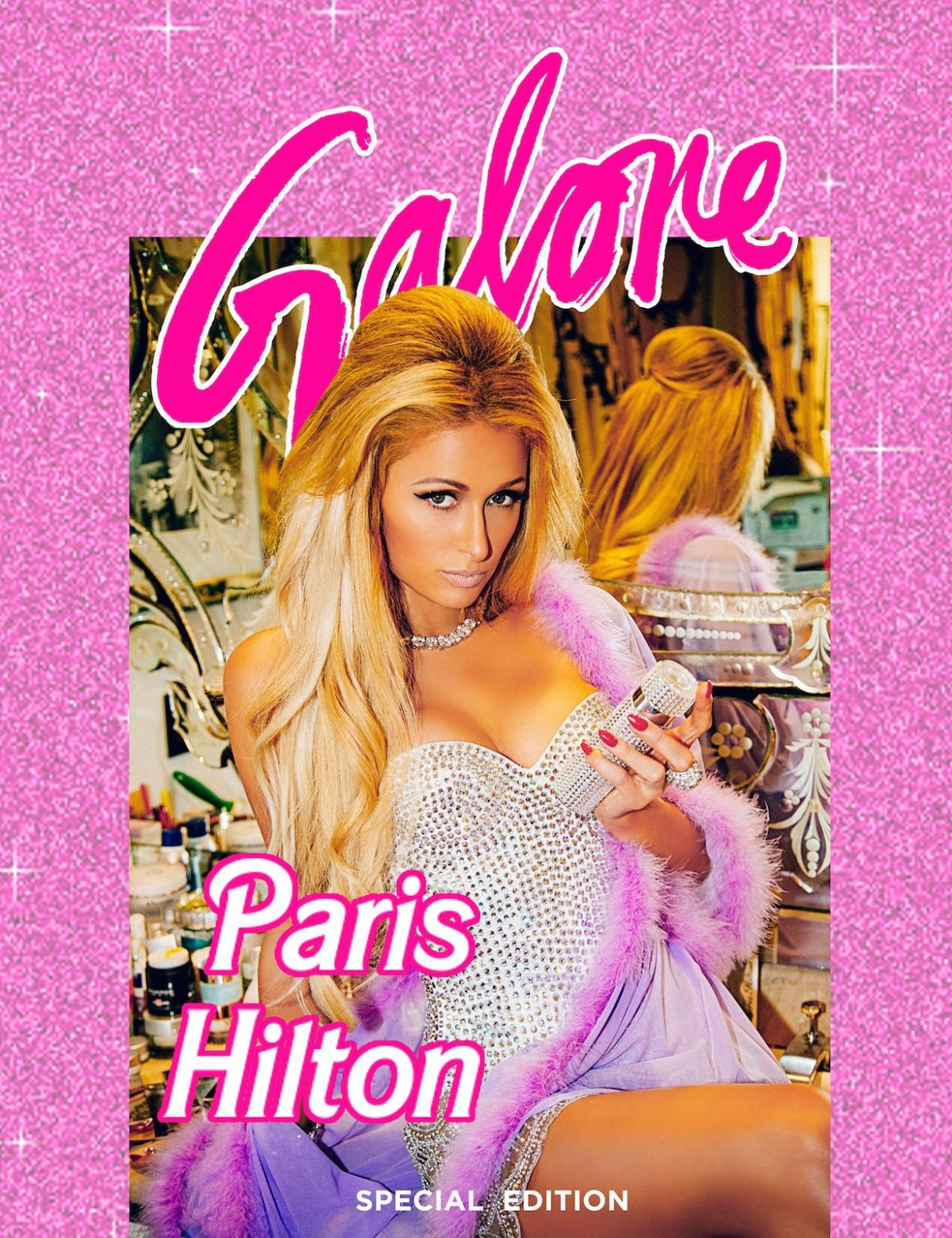 PARIS HILTON for Galore Magazine, September 2017