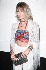PARIS JACKSON at E!, Elle & Img Host New York Fashion Week Kickoff Party 09/06/2017