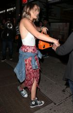 PARIS JACKSON Night Out in New York 09/07/2017