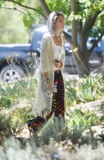PARIS JACKSON Out Hiking in Santa Barbara 09/22/2017